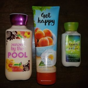 Bath and Body Works bundle